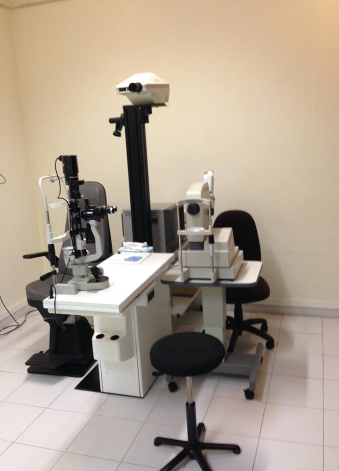Imagem Equipamento Oftalmologico ARP